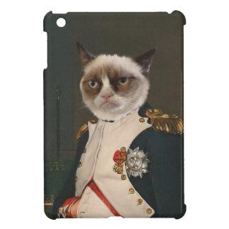 Mürrische Katzen-klassische Malerei iPad Mini Cover