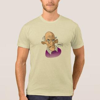 """Mürrischer alter Mann """"Esel"""". T-Shirt"""