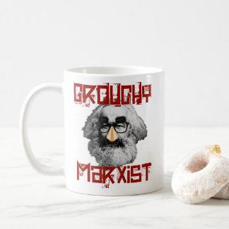 Mürrischer Marxist Kaffeetasse