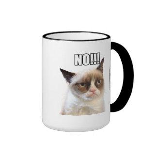 Mürrisches Cat™ NEIN!!! Tasse
