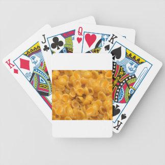 Muscheln und Käse Bicycle Spielkarten