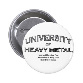 MUSIC-HEAVY METALL RUNDER BUTTON 5,1 CM