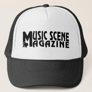 MUSIC-SCENE-LOGO TRUCKERKAPPE