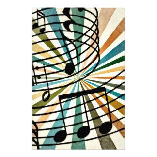 Musik 14 X 21,6 Cm Flyer