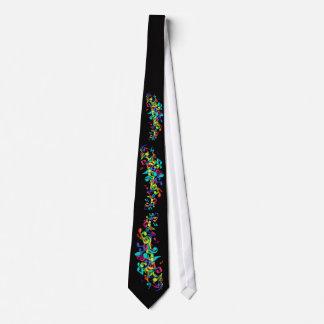 Musik Bedruckte Krawatten