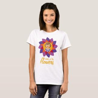 Musik der Blumen T-Shirt