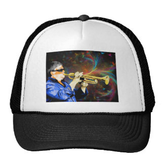 Musik-Fernlastfahrer-Hut Baseballcap