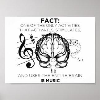 Musik für den Verstand Poster
