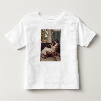 Musik Hath Charme (Öl auf Leinwand) Kleinkinder T-shirt