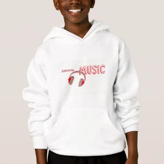 Musik Hoodie