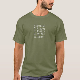 Musik, in der Zweiheit T-Shirt