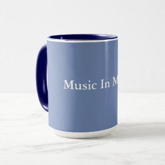Musik in meinem Leben - Kaffee-Tasse Tasse