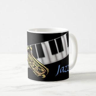 Musik Kaffeetasse