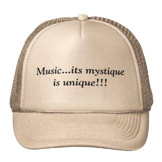 Musik Retrokappe