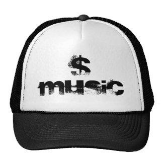 MUSIK, $ BASEBALL CAPS