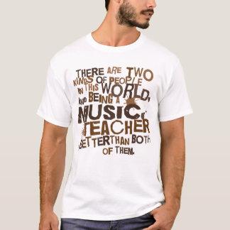 Musik-Lehrer-Geschenk T-Shirt