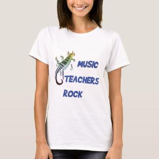 MUSIK-LEHRER-ROCK T-Shirt