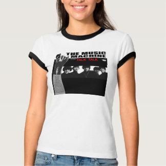 Musik-Maschine: Schalten Sie ein T-Shirt