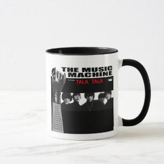 Musik-Maschine: Schalten Sie ein Tasse