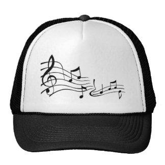 Musik ,(Music) Truckerkappen