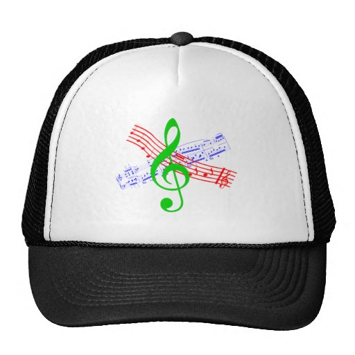 Musik music netzmütze