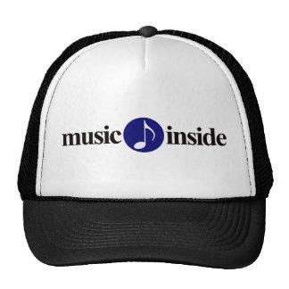 Musik nach innen kult cap