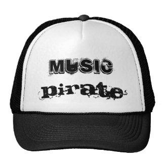 MUSIK-PIRAT BASEBALL CAP