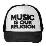 Musik-Religion Kappen