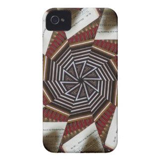 Musik-Rosen-Kaleidoskop Case-Mate iPhone 4 Hülle