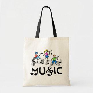 Musik-Taschen-Tasche Tragetasche