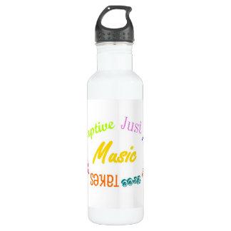 Musik… Trinkflasche