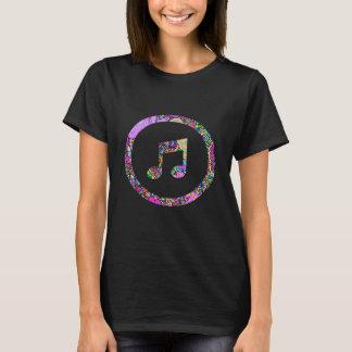 Musikalische Anmerkung - Graffiti T-Shirt