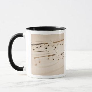 Musikalische Anmerkungen 2 Tasse