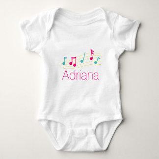 Musikalische Anmerkungen Baby Strampler