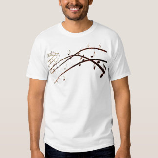 Musikalische Lava merkt Produkte T-shirt