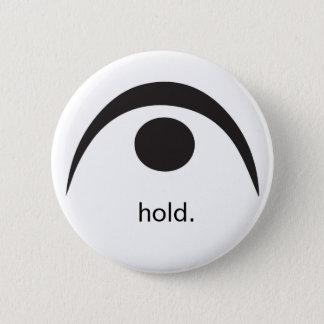 Musikalischer Ausdruck-Griff-Knopf Runder Button 5,1 Cm
