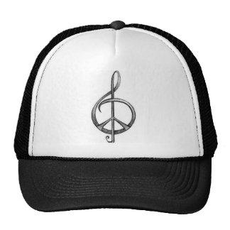 Musikalischer Frieden Retrokappen