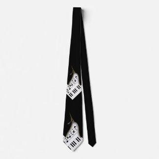 Musiker-Reißverschlüsse Krawatte