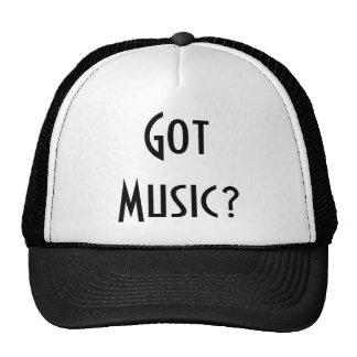 Musikhut Trucker Caps