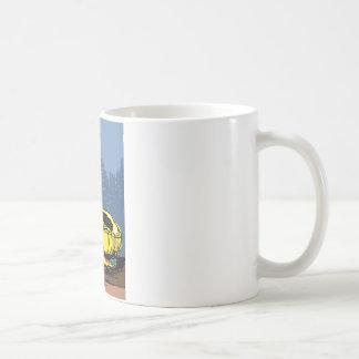 Musikinstrument-Entwurf Kaffeetasse
