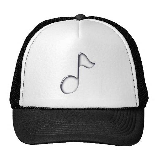 Musiknote note music kult cap