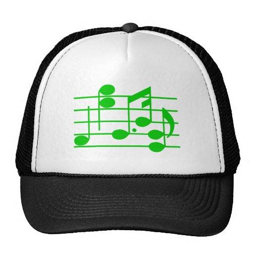 Musiknoten music notes netzkappe