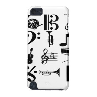 Musique 1 coque iPod touch 5G