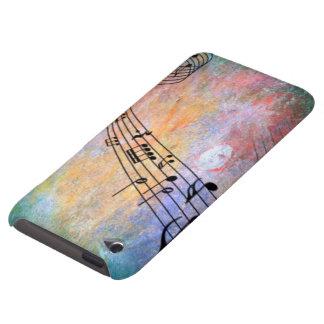 musique abstraite coque iPod Case-Mate