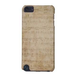 Musique de feuille antique