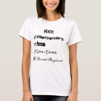 Muskatblüten-Karo-Kasten T-Shirt