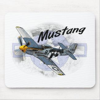 Mustang P51 Mauspads