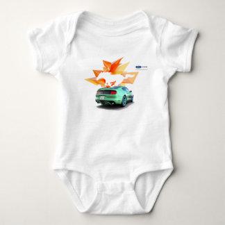 Mustangcustomizer-Baby-Bodysuit Baby Strampler