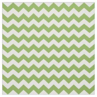 Muster der Grün-grünes weißes Stoff
