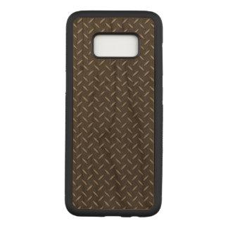 Muster-Samsung-Galaxie S8 nehmen Kirschholz-Kasten Carved Samsung Galaxy S8 Hülle